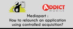 Addict Mobile - Media - mediapart launch reactivation success
